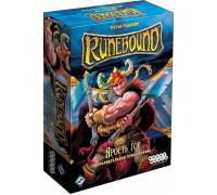 """Настольная игра Runebound. Третья редакция. Дополнительное приключение """"Ярость гор"""" (Рунебаунд)"""