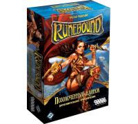 """Настольная игра Runebound. Третья редакция. Дополнительное приключение """"Позолоченный клинок"""" (Рунебаунд)"""