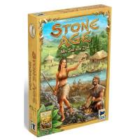 Настольная игра Stone Age Expansion: Style is the Goal (Каменный Век: Роскошь каменного века)