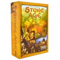 Настольная игра Stone Age (Каменный Век, 100000 лет до нашей эры) американское издание
