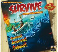 Настольная игра Survive: Escape from Atlantis! (Побег с Атлантиды)
