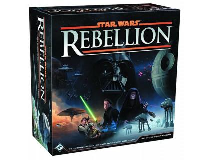 Настольная игра Star Wars: Rebellion русское издание