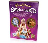 Настольная игра Small World: Grand Dames of Small World (Маленький мир: Большие дамы Маленького мира)