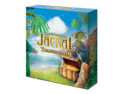 Настольная игра Шакал. Остров Сокровищ (Jackal. Treasure Island)