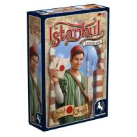 Настольная игра Istanbul: Brief and Siegel  (Стамбул) европейское издание