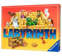 Настольная игра Сумасшедший лабиринт (Amazeing Labyrinth)