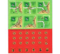 Настольная игра Каркассон: Чума (Carcassonne: The Plague)