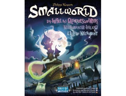 Настольная игра Small World: Necromancer Island (Маленький Мир: Остров Некроманта)