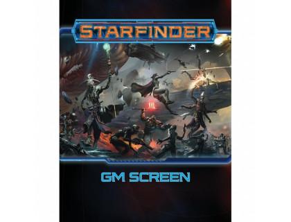 Настольная ролевая игра Starfinder. Ширма ведущего