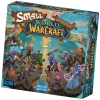 Настольная игра Small World of Warcraft (Маленький мир)