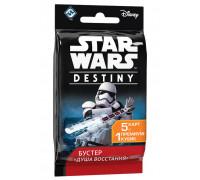 """Настольная игра Star Wars: Destiny. Бустеры """"Душа восстания"""" (Звездные войны)"""