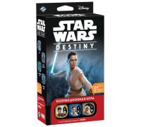 """Настольная игра Star Wars: Destiny. Стартовый набор """"Рей"""" (Звездные войны)"""