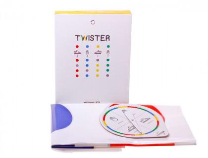 Настольная игра Twister (Твистер)