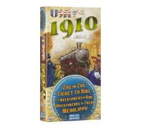 Настольная игра Ticket to Ride: USA 1910 (Билет на поезд: Америка 1910)