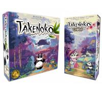 Настольная игра Takenoko + Takenoko: Chibi (Такеноко + Такеноко: крошка Панда)