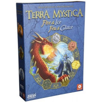 Настольная игра Terra Mystica: Fire & Ice (Терра Мистика: Огонь и Лёд)