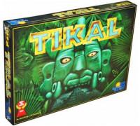 Настольная игра Tikal (Тикал) европейское издание