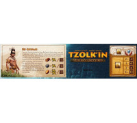 Настольная игра Tzolkin: The Mayan Calendar - Tribes & Prophecies: Mini Expansion 1 (Цолкин)