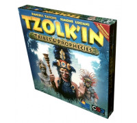 Настольная игра Tzolkin: The Mayan Calendar - Tribes & Prophecies (Цолкин: Календарь майя. Племена и пророчества)