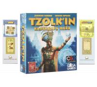 Настольная игра Tzolk'in: The Mayan Calendar + Tzolkin: Mini Expansion (Цолкин, Tzolkin)