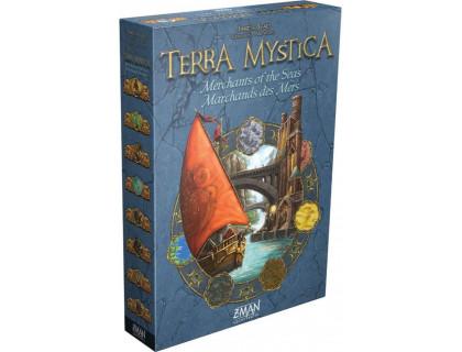 Настольная игра Terra Mystica: Merchants of the seas (Терра Мистика) европейское издание