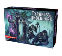 Настольная игра Dungeons & Dragons: Tyrants of the Underdark