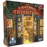 Настольная игра The Taverns of Tiefenthal (Таверна Тифенталь) европейская версия