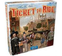 Настольная игра Ticket to Ride: Amsterdam (Билет на поезд: Амстердам)