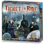 Настольная игра Ticket to Ride: UK/Pennsylvania (Билет на поезд: Великобритания и Пенсильвания)