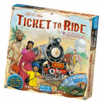 Настольная игра Ticket to Ride: India & Switzerland (Билет на поезд: Индия и Швейцария)