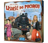 Настольная игра Ticket to Ride: Poland (Билет на поезд: Польша)