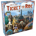 Настольная игра Ticket to Ride: France & Old West (Билет на поезд: Франция / Дикий запад)
