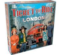 Настольная игра Ticket to Ride: London (Билет на поезд: Лондон)