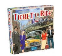 Настольная игра Ticket to Ride: New York (Билет на поезд: Нью-Йорк)