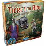 Настольная игра Ticket to Ride: The Heart of Africa (Билет на поезд: Сердце Африки)