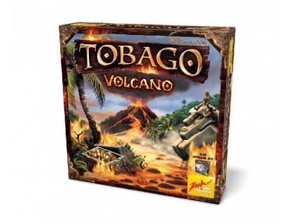 Настольная игра Tobago: Volcano (Тобаго: Вулкан)