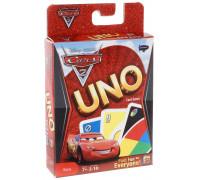 Настольная игра Uno Cars (Уно Тачки)