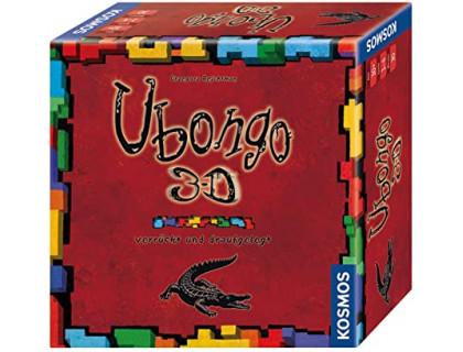 Настольная игра Ubongo 3d (Убонго)