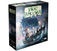 Настольная игра Ужас Аркхэма. Под тёмными волнами