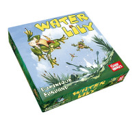 Настольная игра Водяная лилия (Water Lily)