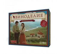 Настольная игра Виноделие. Полное издание (Viticulture)