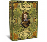 Настольная игра Лоренцо Великолепный (Lorenzo il Magnifico)