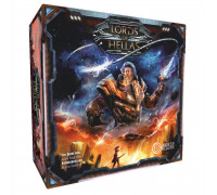 Настольная игра Владыки Эллады (Lords of Hellas) русское издание