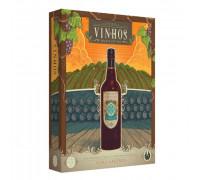Настольная игра Vinhos Deluxe Edition