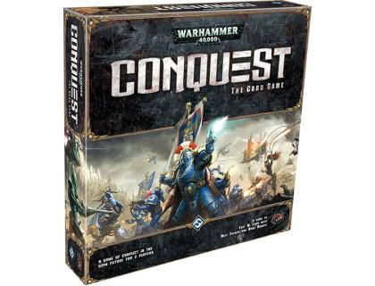 Настольная игра Warhammer 40,000 Conquest LCG: Core Set