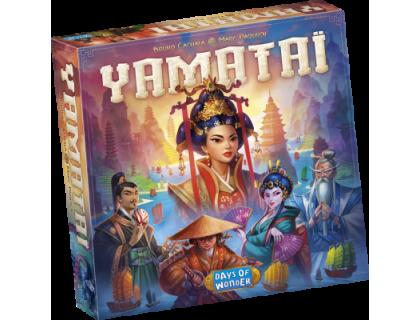 Настольная игра Yamatai (Яматаи)