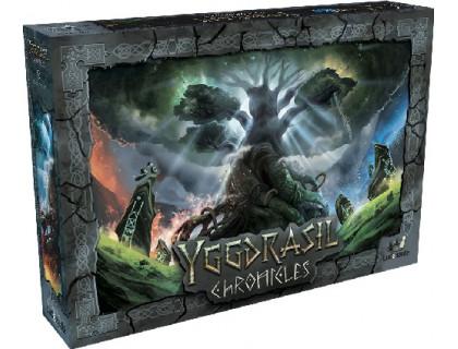 Настольная игра Yggdrasil Chronicles