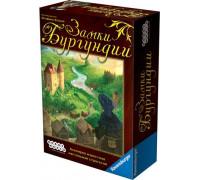Настольная игра Замки Бургундии (The Castles of Burgundy) (европейская версия)