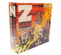 Настольная игра Z-Game: Fast & Dead