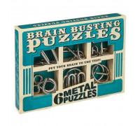 Набор из 6 головоломок Зарядка для мозга (Brainbusting Puzzles 6 x Metal Set)